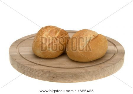 Rolls With Sesame