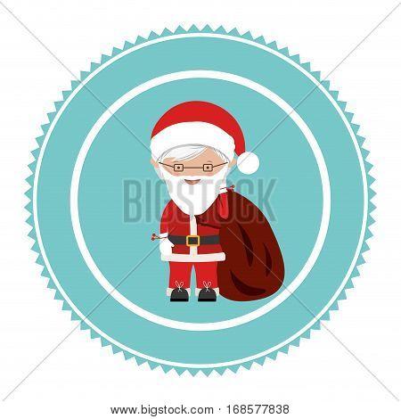 Christmas tag ornament icon vector illustration graphic design