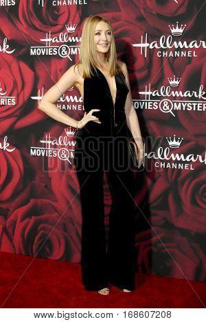 LOS ANGELES - JAN 14:  Jennifer Finnigan at the Hallmark TCA Winter 2017 Party at Rose Parade Tournament House  on January 14, 2017 in Pasadena, CA