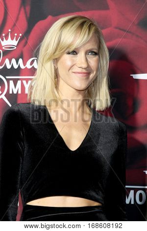 LOS ANGELES - JAN 14:  Jessy Schram at the Hallmark TCA Winter 2017 Party at Rose Parade Tournament House  on January 14, 2017 in Pasadena, CA