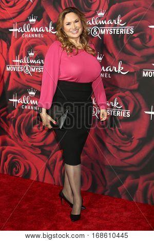 LOS ANGELES - JAN 14:  Shirley Bovshow at the Hallmark TCA Winter 2017 Party at Rose Parade Tournament House  on January 14, 2017 in Pasadena, CA