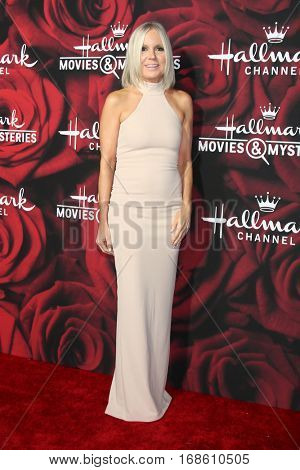 LOS ANGELES - JAN 14:  Michelle VIcary at the Hallmark TCA Winter 2017 Party at Rose Parade Tournament House  on January 14, 2017 in Pasadena, CA