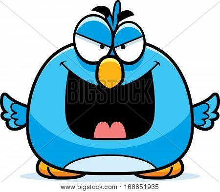 Evil Little Bluebird