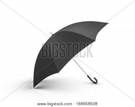 Umbrella 3D Illustration