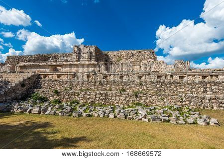 Kabah, Maya Archaeological Site, Puuc Road, Yucatan, Mexico