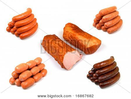 Meat product collection
