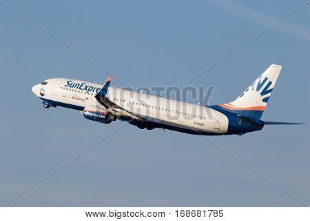 Eurowings Sunexpress Boeing 737