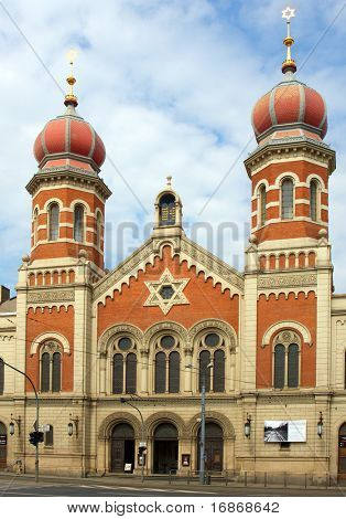 Great Synagogue in Pilsen - Czech Republic - Europe