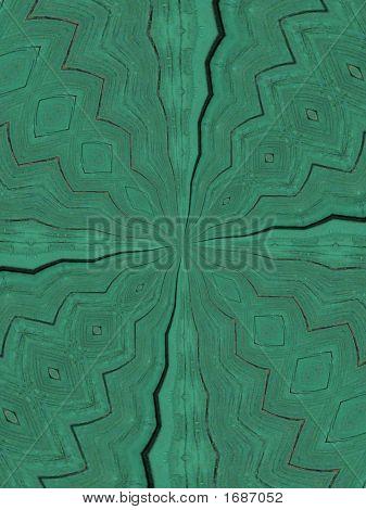 Green Door Pattern