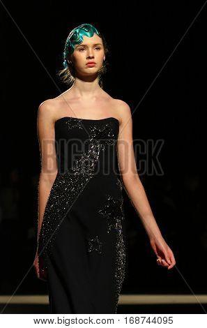 40Th Ukrainian Fashion Week In Kyiv, Ukraine