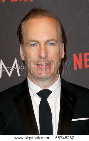 Bob Odenkirk arrives at the Weinstein Company and Netflix 2017 Golden Globes After Party on Sunday, January 8, 2017 at the Beverly Hilton Hotel in Beverly Hills, CA.