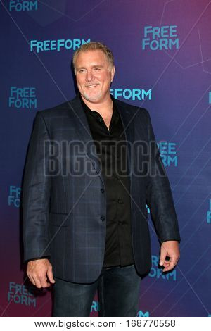 LOS ANGELES - JAN 10:  Michael McGrady at the Disney/ABC TV TCA Winter 2017 Party at Langham Hotel on January 10, 2017 in Pasadena, CA