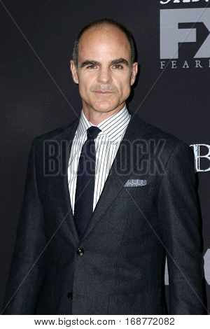 LOS ANGELES - JAN 9:  Michael Kelly at the