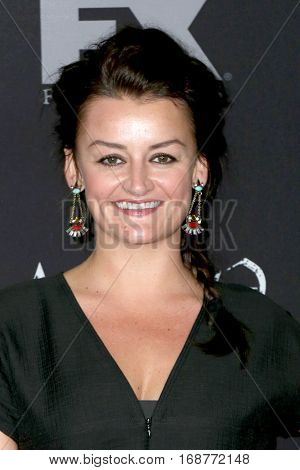 LOS ANGELES - JAN 9:  Alison Wright at the