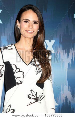 LOS ANGELES - JAN 11:  Jordana Brewster at the FOX TV TCA Winter 2017 All-Star Party at Langham Hotel on January 11, 2017 in Pasadena, CA