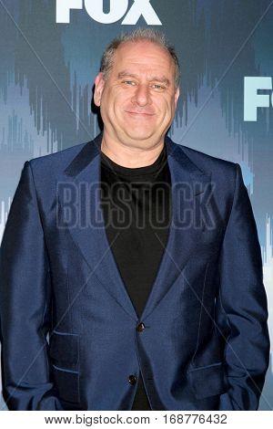 LOS ANGELES - JAN 11:  Evan Katz at the FOX TV TCA Winter 2017 All-Star Party at Langham Hotel on January 11, 2017 in Pasadena, CA