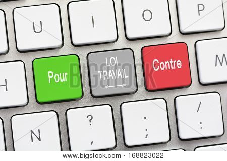 Labor Law Question And Answer For And Against In French
