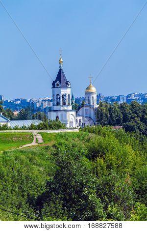 Virgin Mary And Nativity Monastery, Vladimir