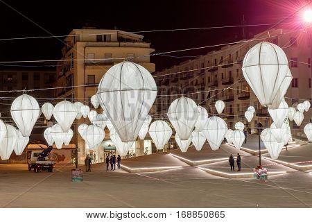 Piazza Bilotti, Cosenza, Italy