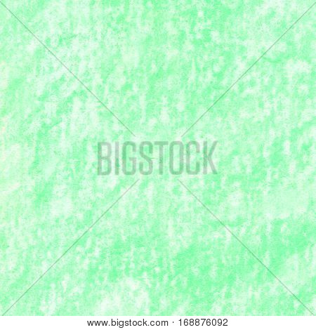 Illustration texture wax crayons transparent stains mint blue. abstract stains strokes.