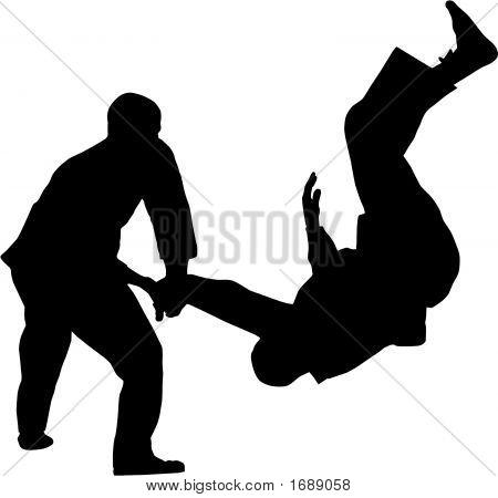 Throw On A Floor (Vector)