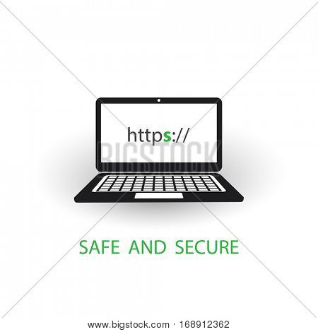 HTTPS Protocol. Safe and Secure Browsing on Mobile Computer