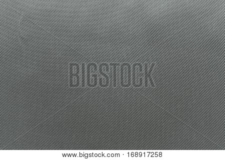 the textured background of fabric or textile material of pale silvery color