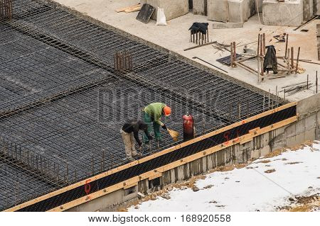 Builders Working Together