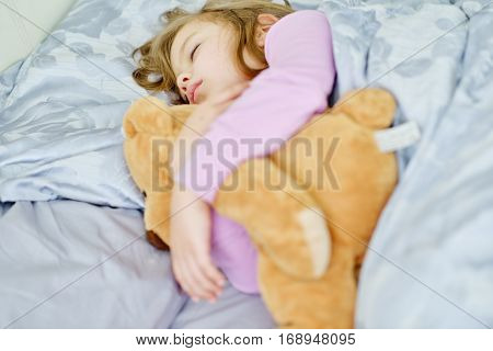 Dreams Of Toddler Girl