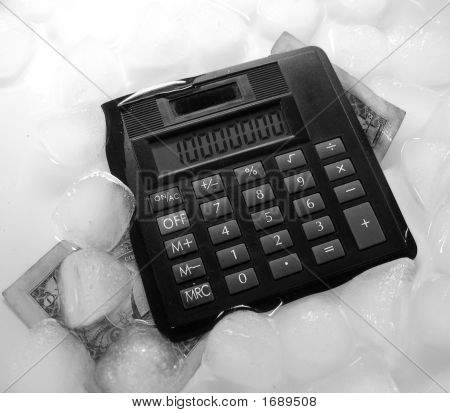 Calculator A Dollar And Ice