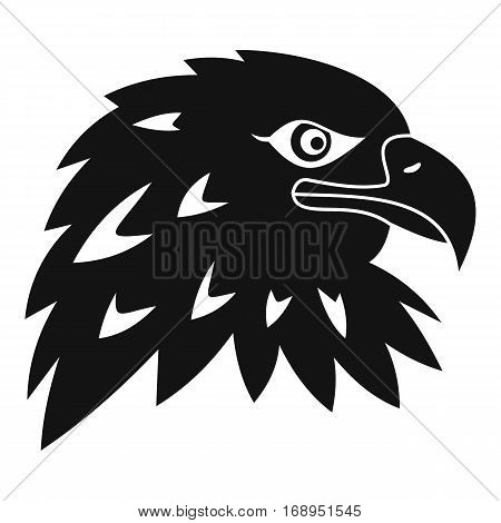 Eagle icon. Simple illustration of eagle vector icon for web
