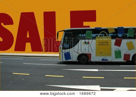 Shopping Bus