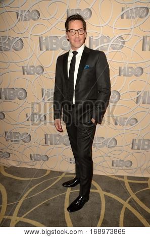 LOS ANGELES - JAN 8:  Dan Bucatinsky at the HBO Golden Globes After-Party at Circa 55 at Beverly Hilton Hotel on January 8, 2017 in Beverly Hills, CA