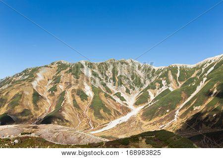Mt.Tateyama