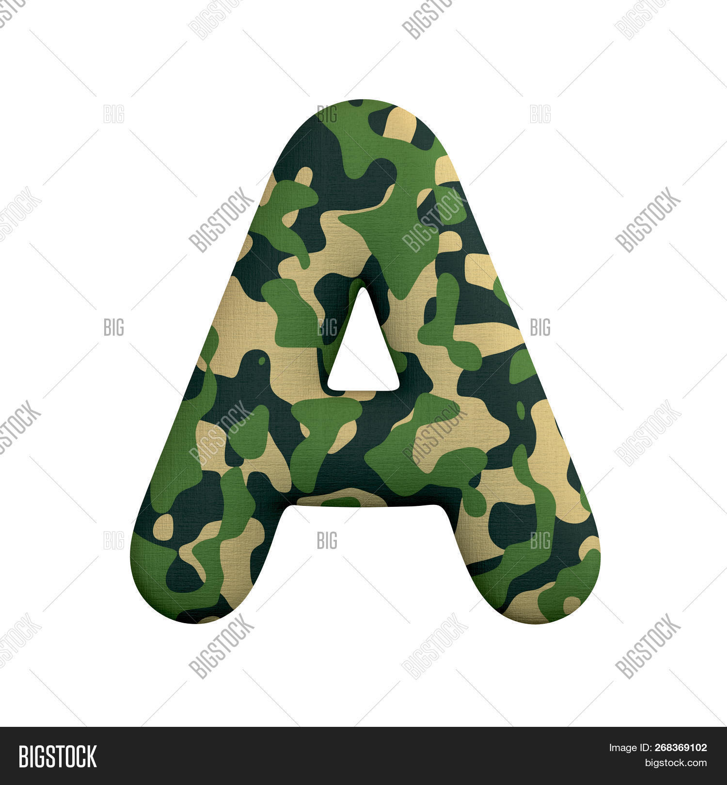Army Letter - Capital Image & Photo (Free Trial)