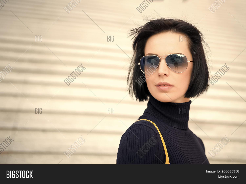 Girl Fashionable Image \u0026 Photo (Free Trial)