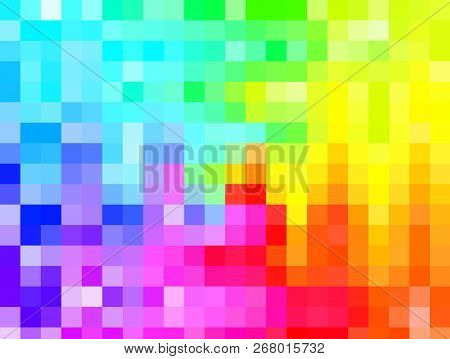 Abstract, Abstract Background, Art, Background. Block, Brick, Color, Colored Squares, Colorful, Colo