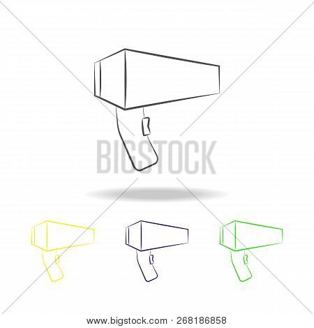 Hair Dryer Vector & Photo (Free Trial) | Bigstock