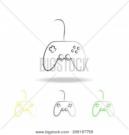 Game Joystick Vector & Photo (Free Trial) | Bigstock