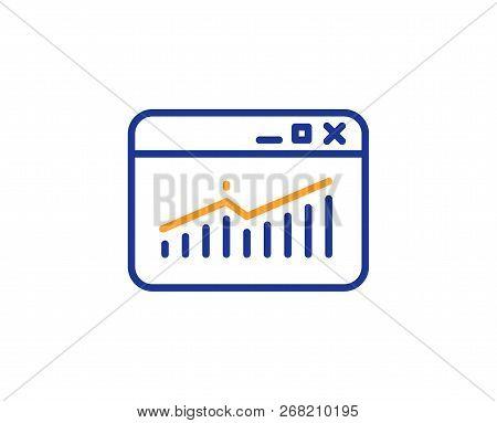 Website Traffic Line Vector & Photo (Free Trial)   Bigstock