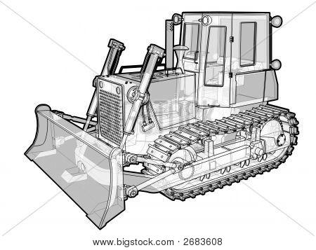 Tractor Schematic