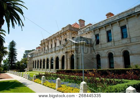 Parliament Of Western Australia - Perth City