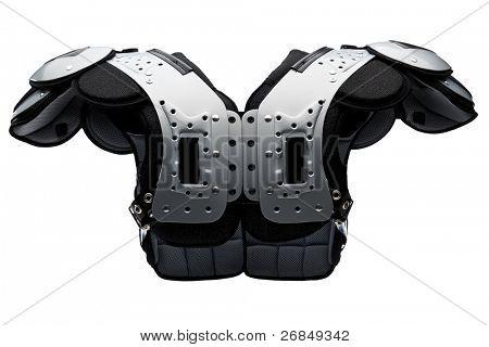 American football shoulder pad