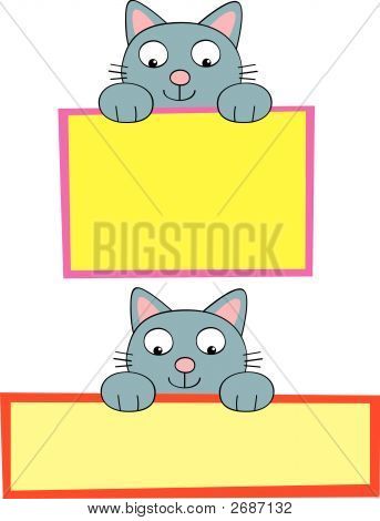 Cat Banners