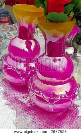 Colorful Jar