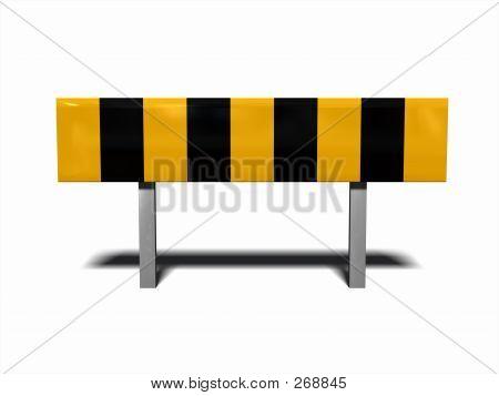 Under Construction - Traffic Warning
