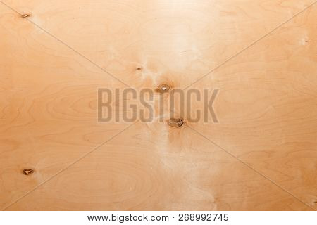 Wood Texture Background. Sawn Timber From Coniferous Wood. Plywood Texture With Pattern Natural, Woo