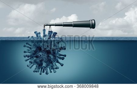 Vaccine Search And Searching For A Cure As A Researcher Or Businessman Looking For A Therapy For A V