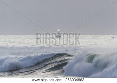 Fishing In The Oregon Coast