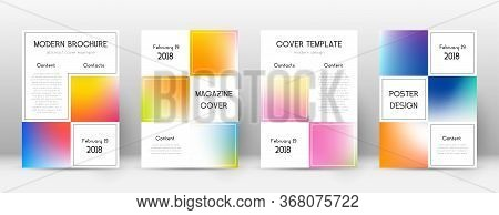 Flyer Layout. Business Pleasing Template For Brochure, Annual Report, Magazine, Poster, Corporate Pr